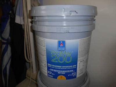How Much Is A Gallon Of Sherwin Williams Interior Paint by Sherwin Williams Promar 200 5 Gallon Flat Finish