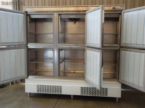 armario frigorifico industrial armario frigor 237 fico industrial marca infrico 6 puertas