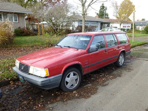 classic volvo sedan curbside classic 1991 volvo 740 turbo wagon deservedly