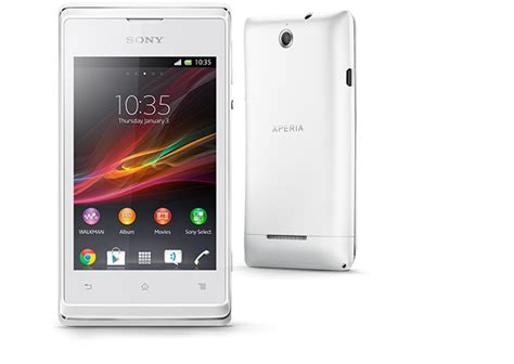 mobile sony xperia e xperia e android mobile phone sony xperia global uk