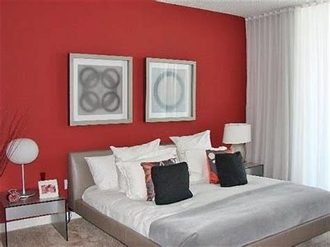 red accent wall in bedroom 17 best ideas about red accent walls on pinterest red