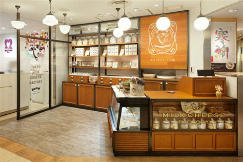 design of milk factory tokyo milk cheese factory store by specialnormal tokyo
