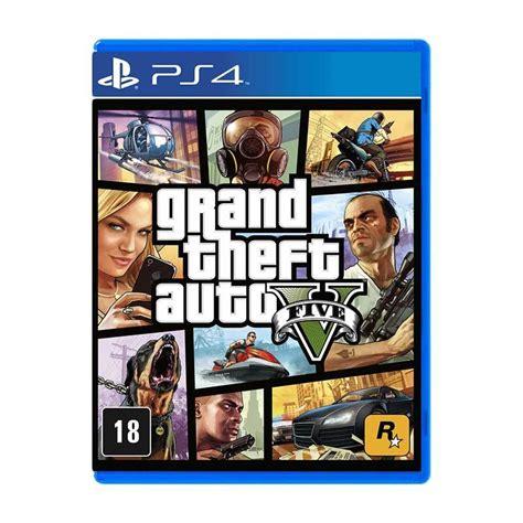 Jual Ps4 Grand Theft Auto V Gta 5 jual ps4 grand theft auto v gta 5 dvd