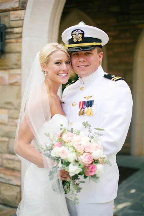 Intimate Military Wedding in Oklahoma   Bridal Musings