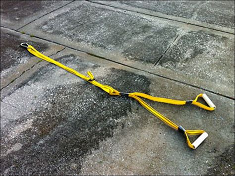 diy suspension straps diy suspension trainer high intensity by drew baye