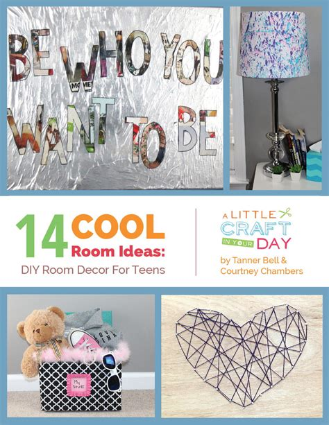 cool room decor diy 14 cool room ideas diy room decor for free ebook allfreekidscrafts