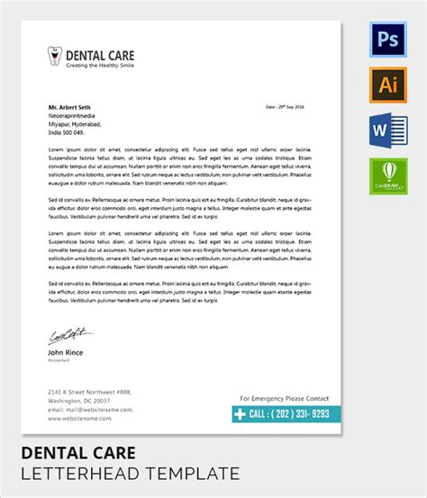 Dental Appeal Letter Sle Dental Letter Templates 28 Images Letter Of Recommendation To Dental School Hashdoc Dental