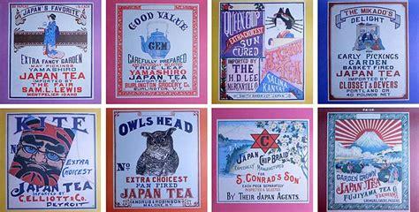 Edc Fuji Green Tea 65 best japanese tea labels 蘭字 images on