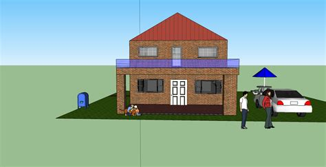 home design using google sketchup 3d house design using google sketchup abdulqudusbalogun