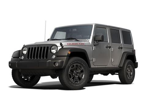 Jeep Wrangler Rubicon X For Europe