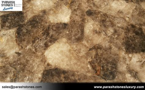 Smoky Quartz Tiles & Slabs