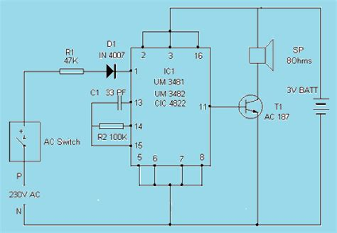 simple doorbell wiring diagram 28 images simple hobby