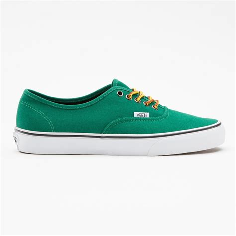 Vans Authentic Green vans authentic hiker canvas verdant green
