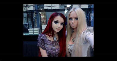 Film Avec Barbie Qui Devient Humaine | devinez avec qui anastasiya shpagina est copine valeria