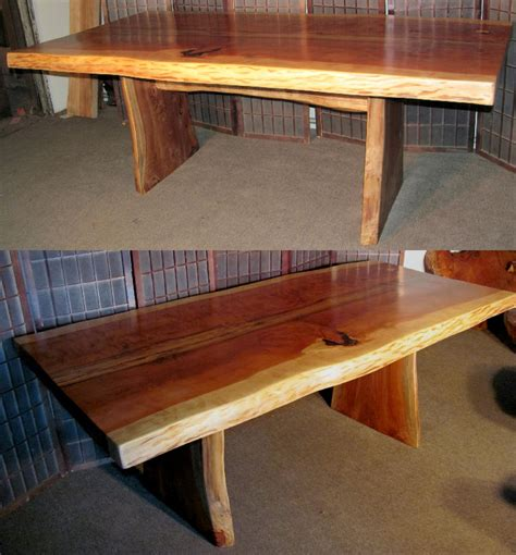 Redwood Dining Table Redwood Dining Table Wingtip Woodwork Reclaimed Redwood Dining Table Bench Northwest Wood