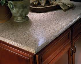 what synthetic options are available for countertops
