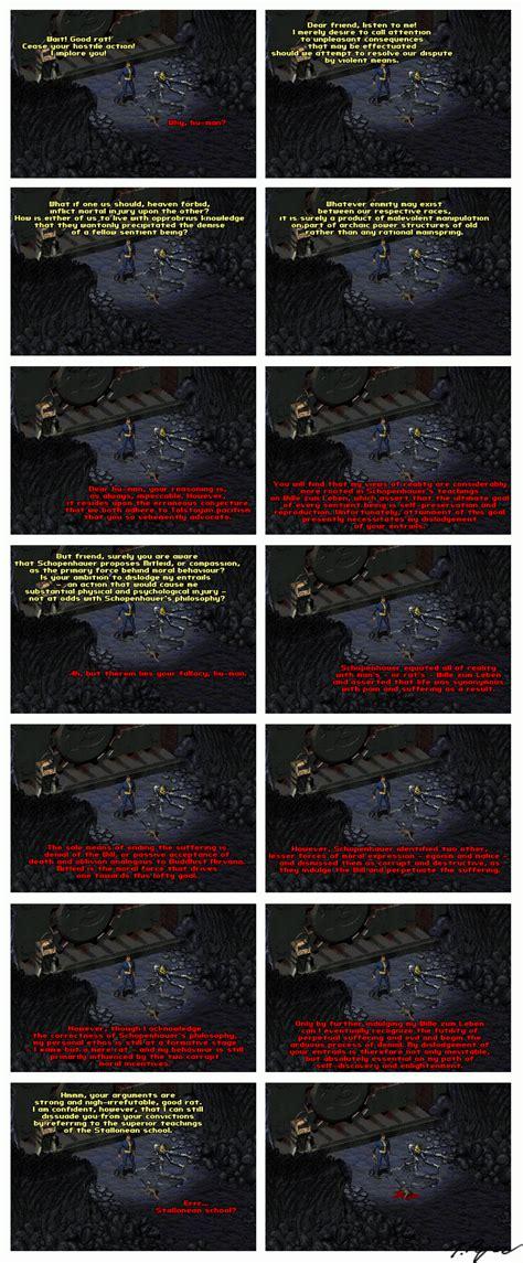 Fallout Kink Meme - fallout philosophy fallout know your meme