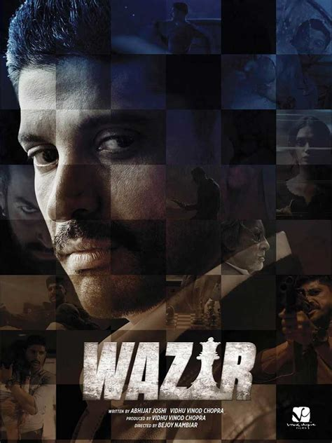 biography of hindi movie wazir watch amitabh bachchan farhan akhtar s wazir trailer