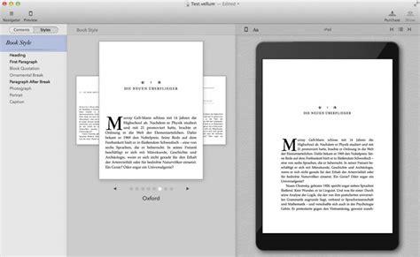Ebook Layout Software | software test vellum die layout software speziell f 252 r
