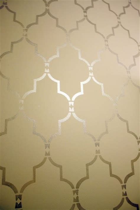 templates for painting how to stencil with marrakech trellis allover stencil