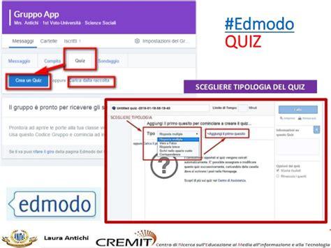 edmodo quiz app edmodo revisione