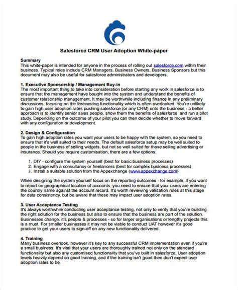 exle of white paper 33 white paper templates in pdf free premium templates