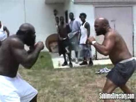 backyard fights kimbo slice the fight that made kimbo an internet legend mma tv