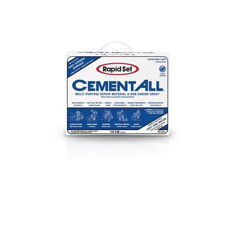Multi Mortar rapid set 10 lb cement all multi purpose construction