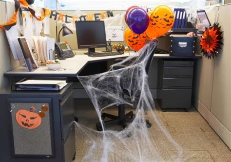 halloween decorating themes office the office furniture blog at officeanything com fun