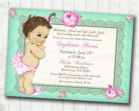 171 best images about baby shower invitations on