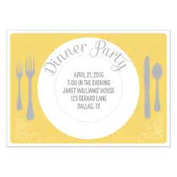 7 innovative dinner party invitation template neabux com