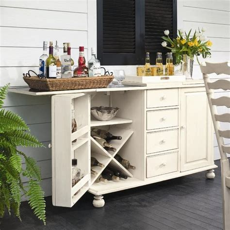 Paula Deen Bar Cabinet This Bar Is Great For Those Who To Throw A Great Pull Out Serving Tray Offers Access