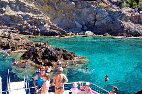 best beaches near palma the 10 best palma de mallorca boat tours water sports