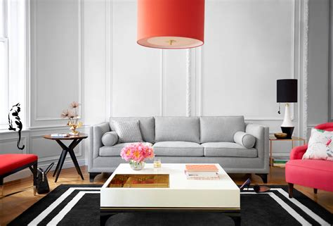 introducing kate spade home decor furniture designs living