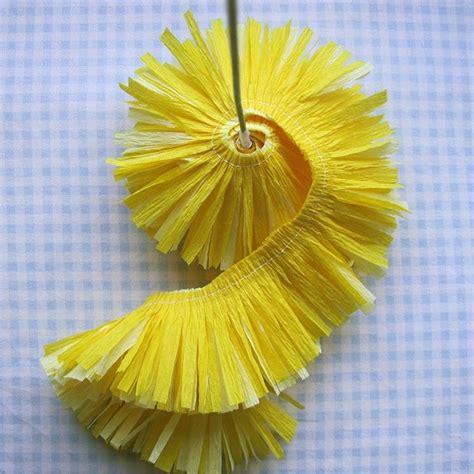 fiori di carta crespa istruzioni come realizzare fiori di carta crespa fiori di carta