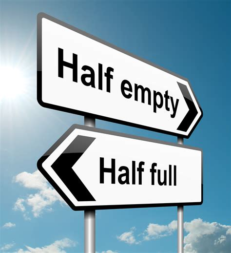 Half Half by Half Empty Half Quotes Quotesgram