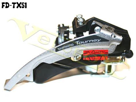 Fd Shimano Tourney Tx51 velobox shimano