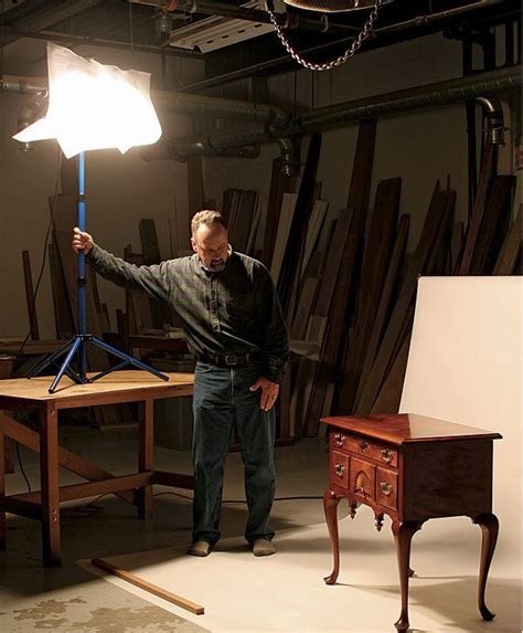 how to become a professional woodworker a woodworker s guide to photography finewoodworking