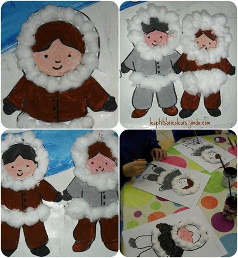 inuit crafts for crafts actvities and worksheets for preschool toddler and