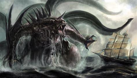 fantasy film nedir kraken by eronzki999 on deviantart