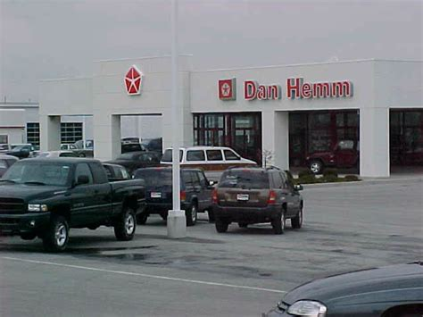 Ohio Jeep Dealers Dan Hemm Chrysler Dodge Jeep Car And Truck Dealer In