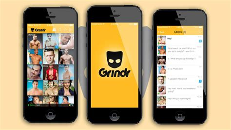 grindr for android grindr for iphone