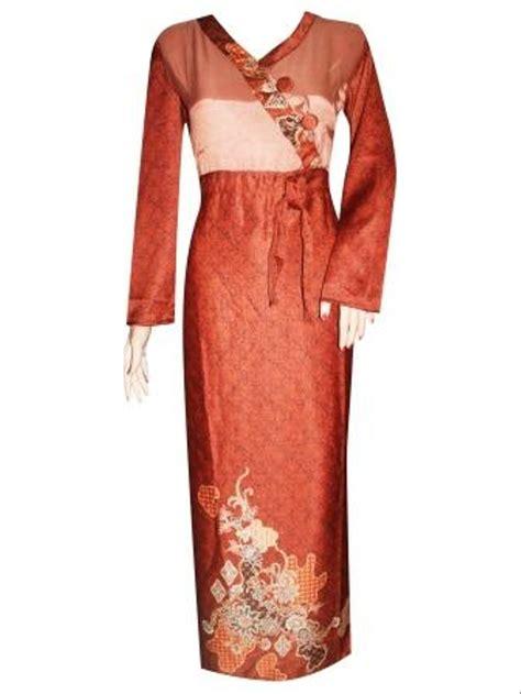 jual gamis batik semisutra motif pola  lapak lutfil