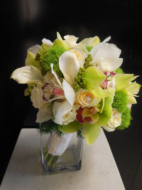 Wedding Bouquet Orchids by Wedding Bouquets Orchid Wedding Bouquets
