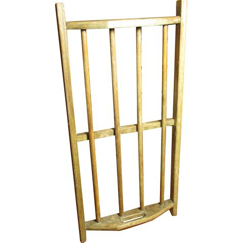 Ruby Rack S Vintage Wooden Farmhouse Drying Rack From