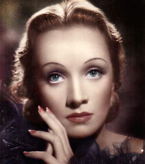 Make Up Marlene throwback thursday classic marlene dietrich