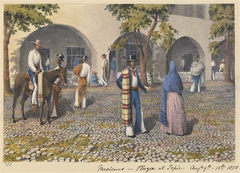 fileedward gennys fanshawe mexicans plaza  tepic
