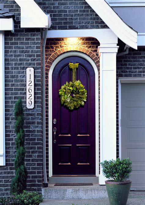 front doors 30 front door colors with tips for choosing the right one