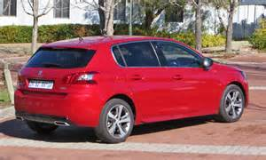 Peugeot 308 gt line review wheelswrite