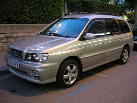 Kia Joice View Of Kia Joice 2 0 I 16v At Photos Features